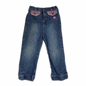 Disney Minnie Mouse Girls Jeans Size 3T